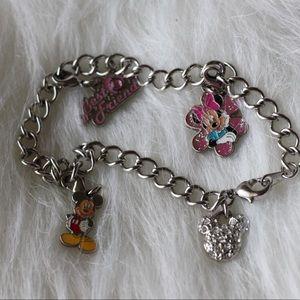 1990s vintage Disney charm bracelet